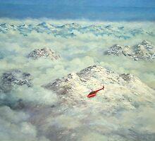 SEA OF CLOUDS  by PRIYADARSHI GAUTAM