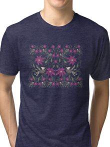 Couple of birds Tri-blend T-Shirt