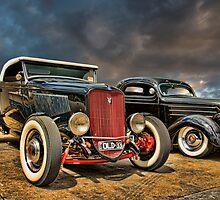 '33 Roadster by resin8n