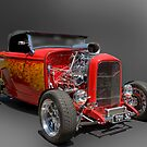 '32 Ford roadster by resin8n