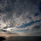 Pembrokeshire Sky by David Baird