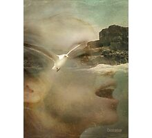 The sea spirit Photographic Print
