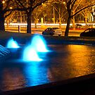 The Blue Fountain by Sherene Clow