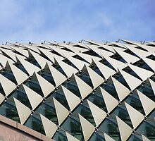 Esplanade – Theatres on the Bay, Singapore by Sammy Nuttall