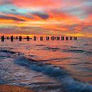 Busselton Sunset by Jonathan Trimble
