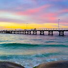 Busselton Jetty by Jonathan Trimble