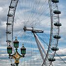 Lamps in the wheel. by Delboy10