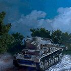 Panzer IV by Steve  Woodman