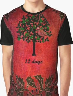 On the first day of Christmas Graphic T-Shirt