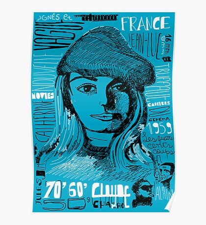 Nouvelle Vague Poster