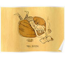 Tea Break Poster