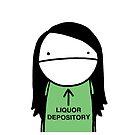 Liquor Depository by KarterRhys