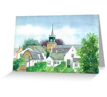 NIGTEVECHT THE NETHERLANDS Greeting Card