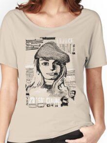 nouvelle Vague Women's Relaxed Fit T-Shirt