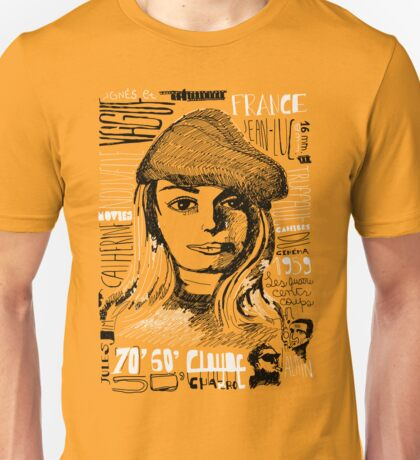 nouvelle Vague Unisex T-Shirt