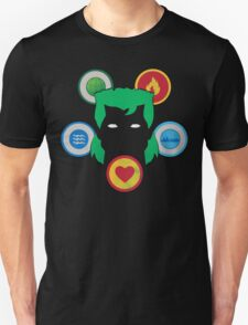 The Power Is Yours (black) Unisex T-Shirt