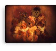 """""""Family Portrait..."""" Canvas Print"""