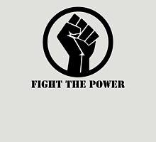 FIGHT THE POWER BLACK POWER RAISED FIST Unisex T-Shirt