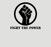 FIGHT THE POWER BLACK POWER RAISED FIST T-Shirt