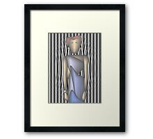 Normality Framed Print