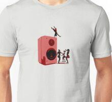 bass heavy Unisex T-Shirt