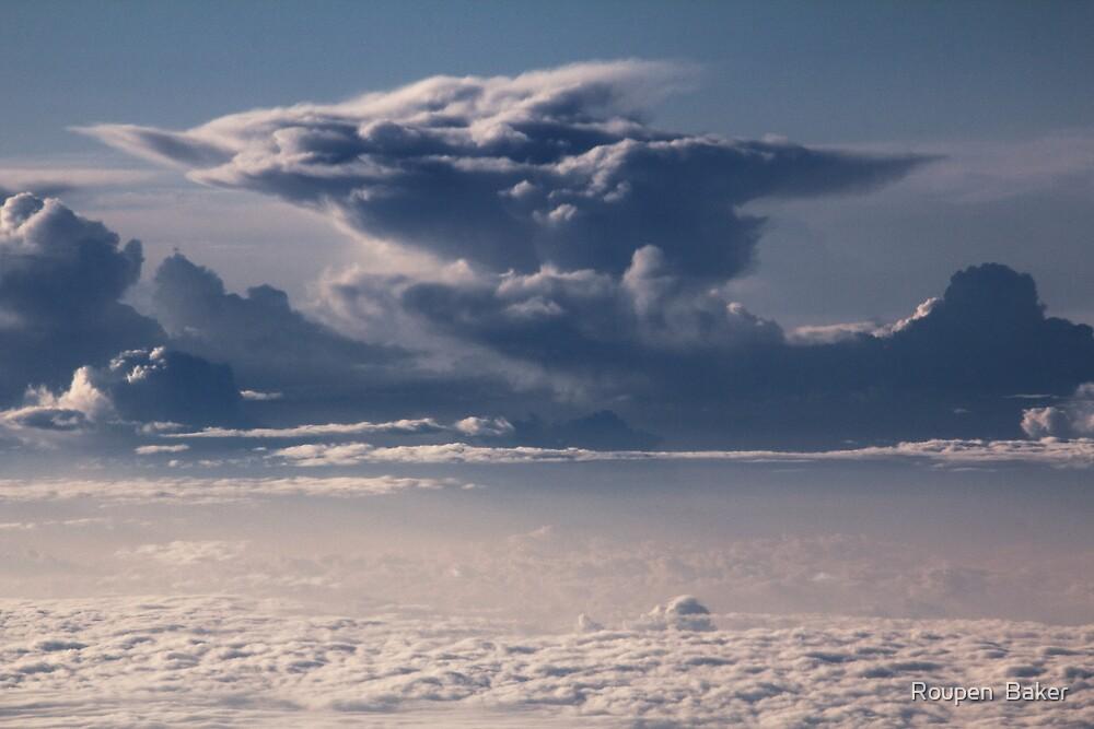 Cloudscape by Roupen  Baker