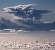 Cloudscape by Roupen  Baker