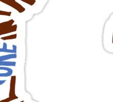 Belle Sticker