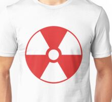 RADIOACTIVE. red. Unisex T-Shirt