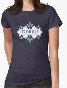 tomboy princesses beware decorative emblem T-Shirt