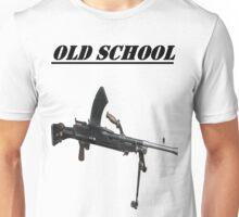 OLD SCHOOL LMG Unisex T-Shirt
