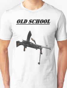 OLD SCHOOL LMG T-Shirt