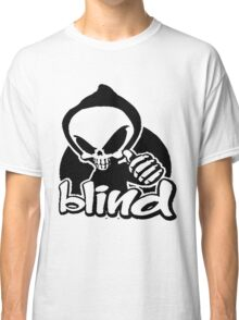 Blind skeleton. Classic T-Shirt