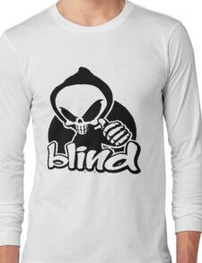 Blind skeleton. Long Sleeve T-Shirt