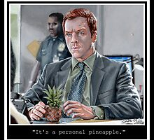 A personal pineapple - original by Linda1978