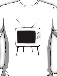 Old TV. T-Shirt