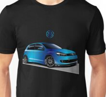 VW Golf 01 Unisex T-Shirt