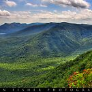 Carolina Mountains by Ryan  Fisher
