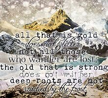 All That Is Gold by jenndalyn