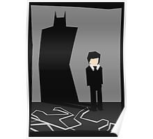 The Darkest Knight Poster
