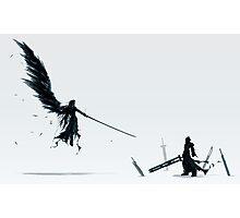 final fantasy Photographic Print
