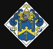 Family Crest 2 by Irina Chuckowree