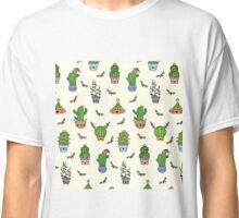 Cute Holiday Succulents!  Classic T-Shirt
