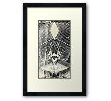 'Sound Wave' Framed Print