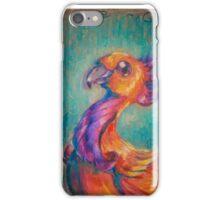 Orange Phoenix iPhone Case/Skin