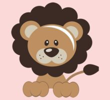 Cute Lion Clip Art Kids Clothes