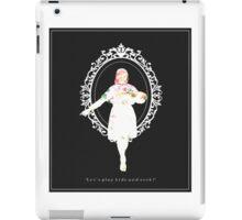 Samantha iPad Case/Skin