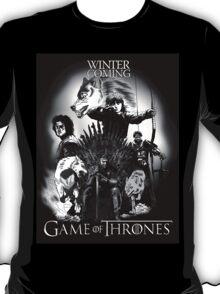 The House of Stark T-Shirt