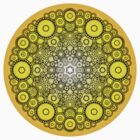 Mandala 37 T-Shirts & Hoodies SUNSHINE by mandala-jim
