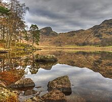 Blea Tarn,English Lake District by VoluntaryRanger